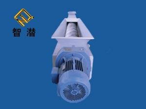 WLSY型无轴螺旋输送压实一体机